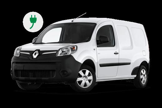 Renault Kangoo Elettrico