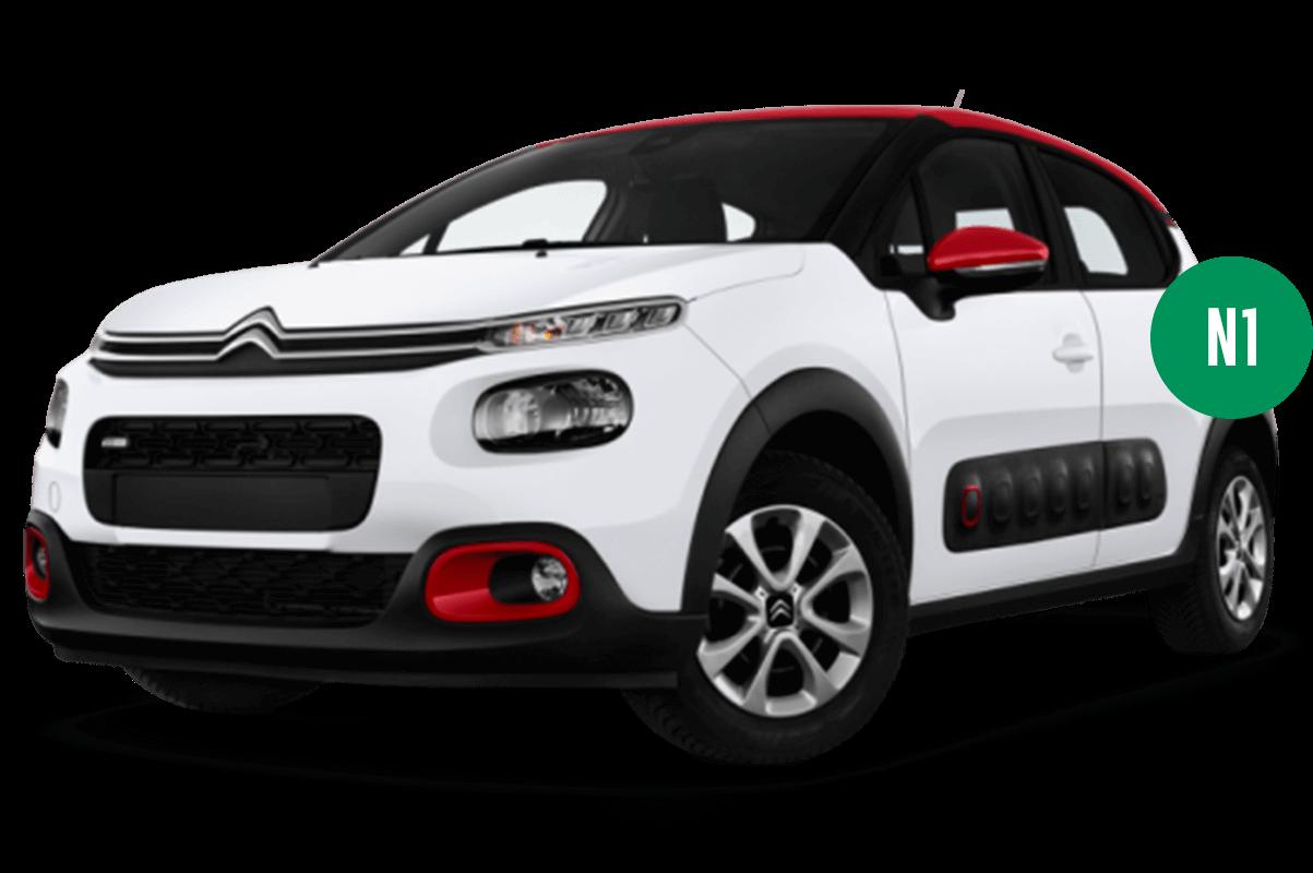 Citroën C3 Autocarro